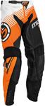 MOOSE Racing MX Motocross Offroad 2016 SAHARA Pants (Orange/Black)