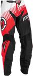 MOOSE Racing MX Motocross Offroad 2016 SAHARA Pants (Red/Black)