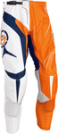 MOOSE Racing MX Motocross Offroad Kids 2016 M1 Pants (Orange/Navy)