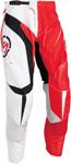 MOOSE Racing MX Motocross Offroad 2016 M1 Pants (Red/Black)