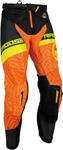 MOOSE Racing MX Motocross Men's 2017 SAHARA Pants (Orange/Yellow)
