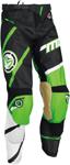 MOOSE Racing MX Motocross Men's 2017 M1 Pants (Green/Black)