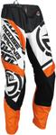 MOOSE Racing MX Motocross Men's 2017 QUALIFIER Pants (Orange/Black)