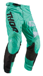 Thor MX Motocross Youth Pulse Pants (JAWS Mint/Black)