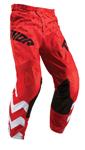 Thor MX Motocross Youth Pulse Pants (STUNNER Red/White)