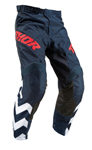 Thor MX Motocross Youth Pulse Pants (STUNNER Midnight/White)
