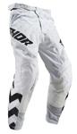 Thor MX Motocross Youth Pulse Pants (STUNNER Black/White)