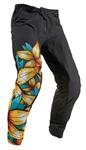 Thor MX Motocross Men's Prime Pro Pants (FLORAL Black/Multi)