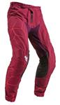 Thor MX Motocross Men's Prime Pro Pants (INFECTION Maroon/Red Orange)