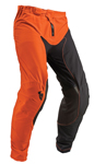 Thor MX Motocross Men's Prime Pro Pants (JET Black/Red Orange)