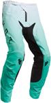 Thor MX Motocross Men's Prime Pro APOLLO Pants (Black/Mint)