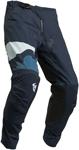 Thor MX Motocross Men's Prime Pro FIGHTER Pants (Navy Blue/Camo)
