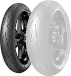 Pirelli Diablo Rosso Corsa II Front Radial Tire 120/70 ZR 17 (58W) TL (Supersport)