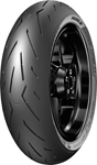 Pirelli Diablo Rosso Corsa II Rear Radial Tire 200/60 ZR 17 (80W) TL (Supersport)