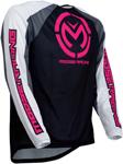 Moose Racing MX Off-Road M1 Jersey (Black/Pink)