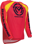Moose Racing MX Off-Road M1 Jersey (Red/Yellow)