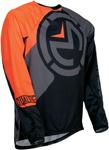 Moose Racing MX Off-Road Qualifier Jersey (Black/Orange)