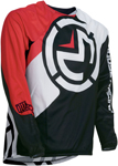 Moose Racing MX Off-Road Qualifier Jersey (Black/Red)
