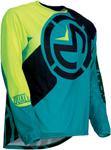 Moose Racing MX Off-Road Qualifier Jersey (Teal Blue/Hi-Viz Yellow)