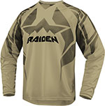 ICON RAIDEN ARAKIS Adventure Dual Sport Jersey (Tan)