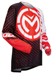 Moose Racing MX Off-Road 2018 QUALIFIER Jersey (Red/Black)