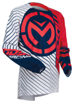 Moose Racing MX Off-Road 2018 QUALIFIER Jersey (Red/White/Blue)