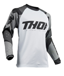 Thor MX Motocross Men's Sector Jersey (CAMO Gray)