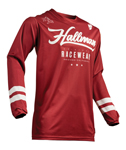 Thor MX Motocross Men's Hallman Jersey (HOPETOWN Brick)