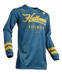 Thor MX Motocross Men's Hallman Jersey (HOPETOWN Slate)