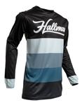 Thor-Hallman MX Motocross Horizon Jersey (Blue)