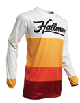 Thor-Hallman MX Motocross Horizon Jersey (Earth)