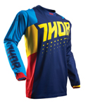 THOR MX Motocross Kids 2017 PULSE AKTIV Jersey (Multi)