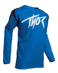 Thor MX Motocross Youth Sector Link Jersey (Black)