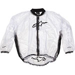 Alpinestars Motorcycle Mud Jacket (Clear)