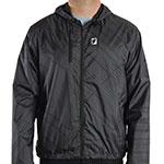 THOR Motocross Gusto Windbreaker Jacket (Black)