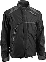 THOR MX 2016 Motocross/Offroad/Dual Sport Men's RANGE Jacket (Black/Charcoal)