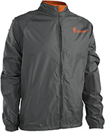 THOR MX 2016 Motocross/Offroad/Dual Sport Men's PACK Jacket (Charcoal/Orange)