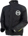 MOOSE Racing Adventure Touring Dual Sport 2016 ADV1 Jacket (Black)