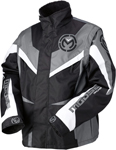 MOOSE Racing MX Motocross Men's 2017 QUALIFIER Jacket (Black)