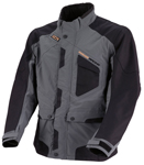 Moose Racing MX Off-Road XCR Adventure Touring Jacket (Black/Gray)
