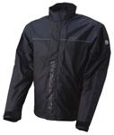 Moose Racing MX Off-Road XC1 Rain Jacket (Black)