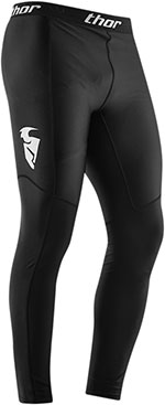 THOR MX Motocross 2015 COMP Compression Pants (Black)
