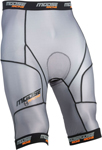 MOOSE Racing MX Motocross Offroad 2016 XC1 Base Shorts (Grey)