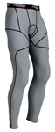 Moose Racing MX Off-Road 2018 XC1 COMP Base Layer Pants (Grey)