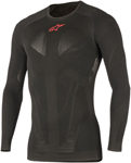 Alpinestars Tech Summer Long Sleeve Under Layer Shirt (Black)
