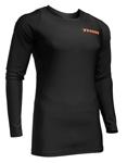 Thor MX Motocross Comp Compression Shirt (Black)