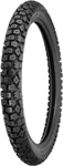 Shinko 244 Series Dual Sport Adventure Trail Front or Rear Tire | 2.75-14 | 35 P