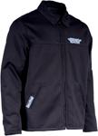Throttle Threads Men's DRAG SPECIALTIES Shop Jacket (Black)