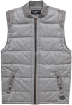 ALPINESTARS QUIMBY Quilted Casual Track Vest (Heather Grey)