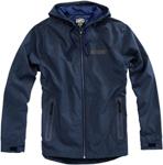 100% MX Motocross STORBI Lightweight Casual Jacket (Navy Heather)